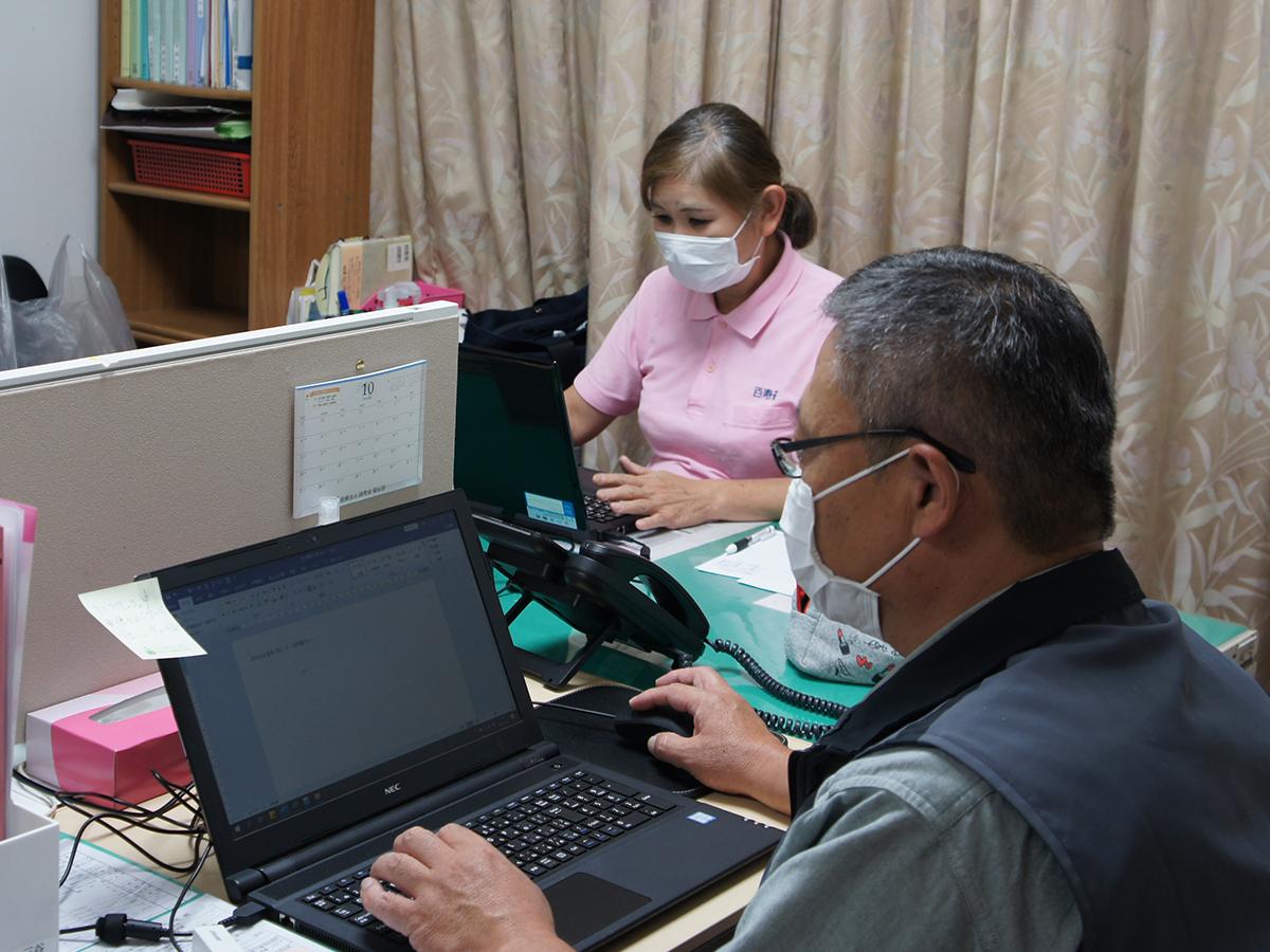 泉北園百寿荘の施設サービスイメージ画像5