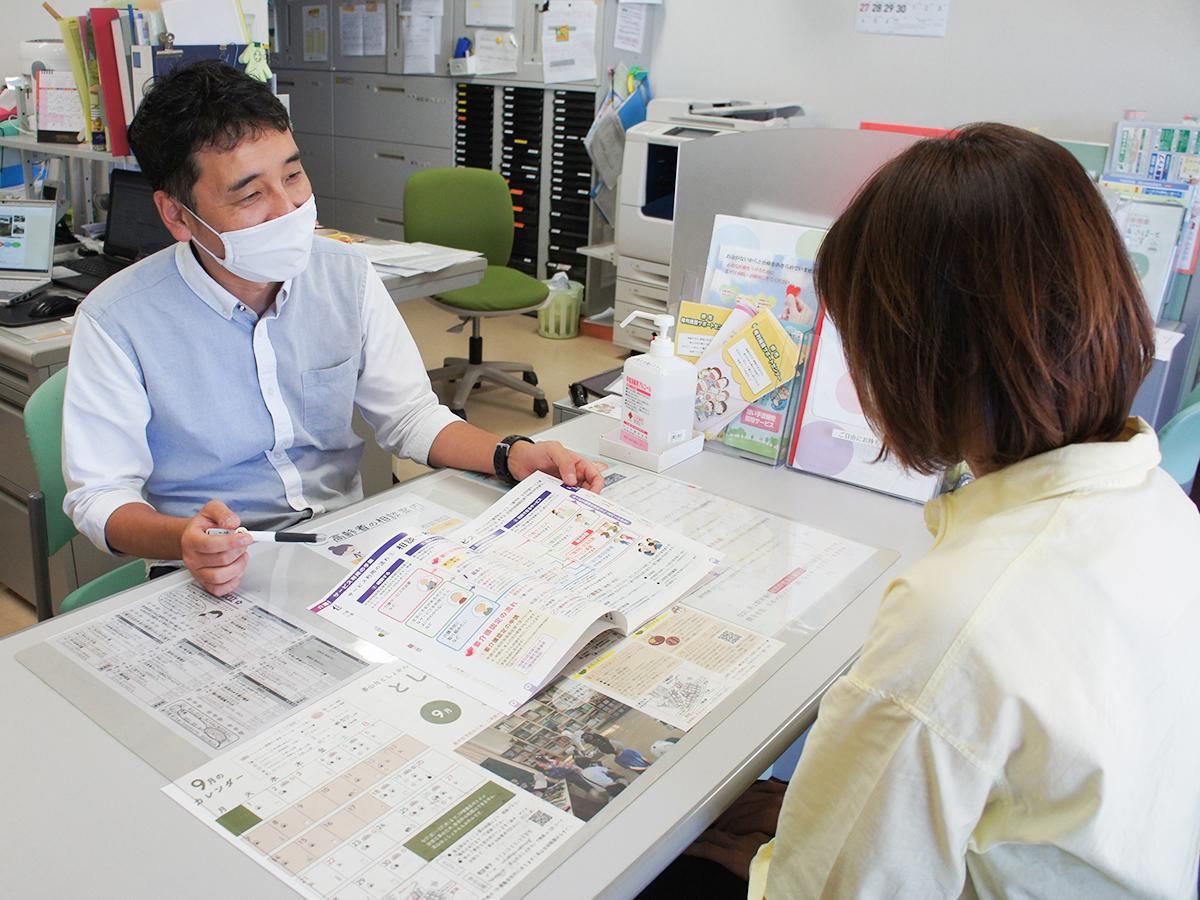 泉北園百寿荘の施設サービスイメージ画像6